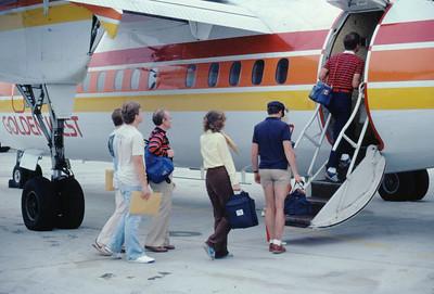 KB Canada Tour - 1981