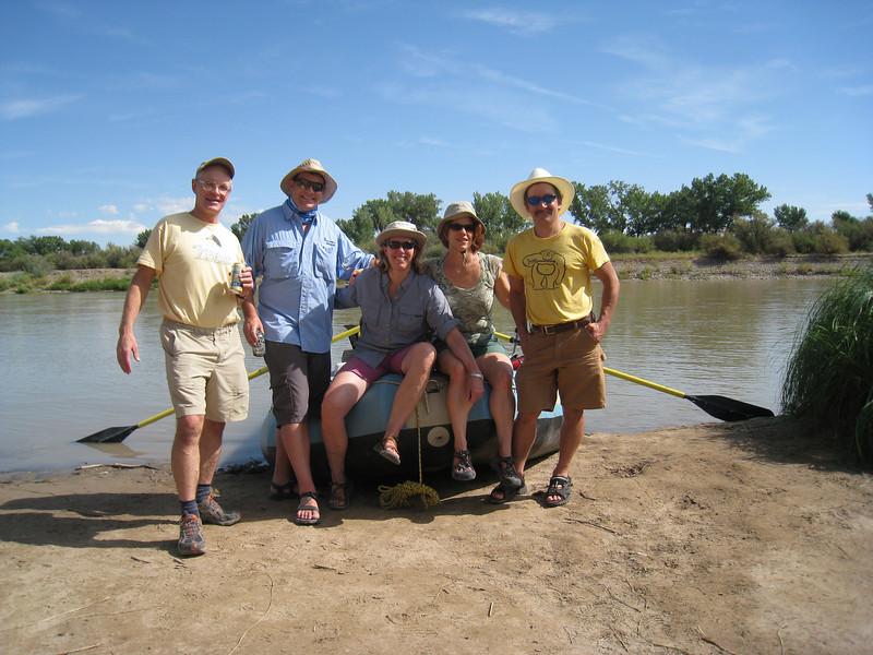 The team, Matt, Sean, Susan, Gail, and Todd.