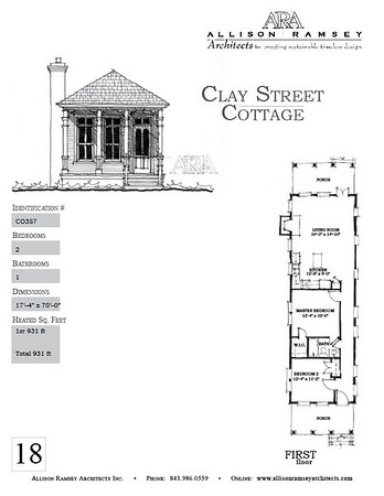 Clay Street Cottage