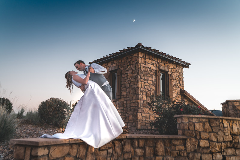 Kelly + Brian | The Retreat at Solterra - Lakewood, CO