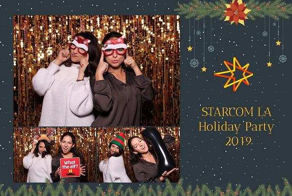 Starcom LA Holiday Party