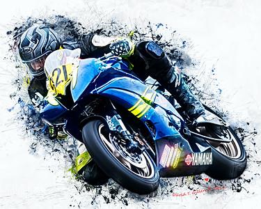 921 Sprint Artwork