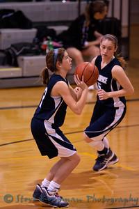 2011-12 PHS vs Austin Girls Basketball