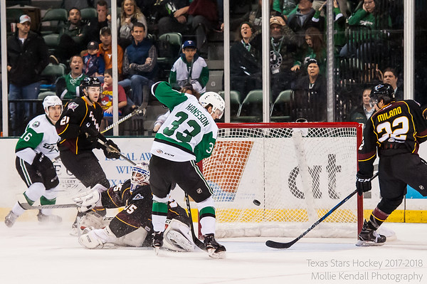 12-16-17 Texas Stars vs Cleveland Monsters