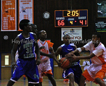 Basketball South Lakes 12/9/08