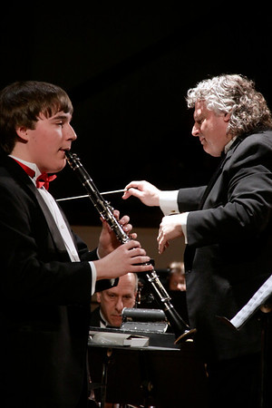 Zachary West with Plymouth Philharmonic Orchestra 3/10/13