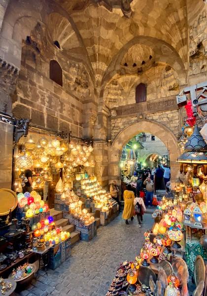 Khan-el-Khalili Bazaar