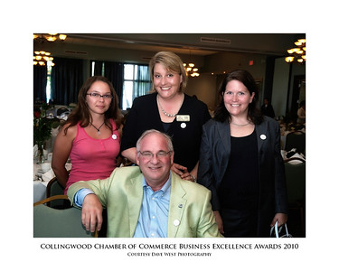 Chamber of Commerce Business Excellence Awards 2010