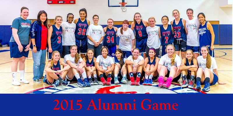 2015 Women's Alumni Game