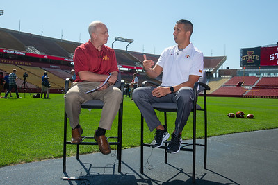 Iowa State Football Media Day 2019