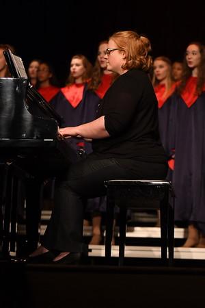 Titanaires Show Choir - Norris Concert