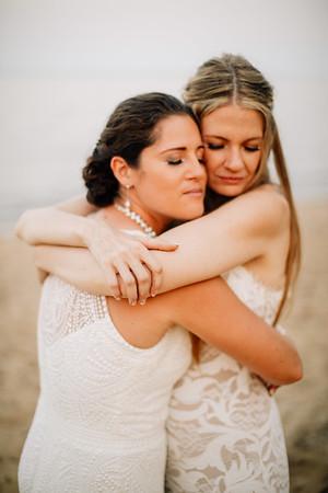 Sarah + Raquel