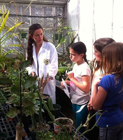 Cal Poly Biology Lab field trip