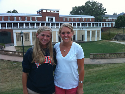 Virginia College Tour with Bess