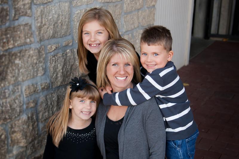 Dana's Family Portraits