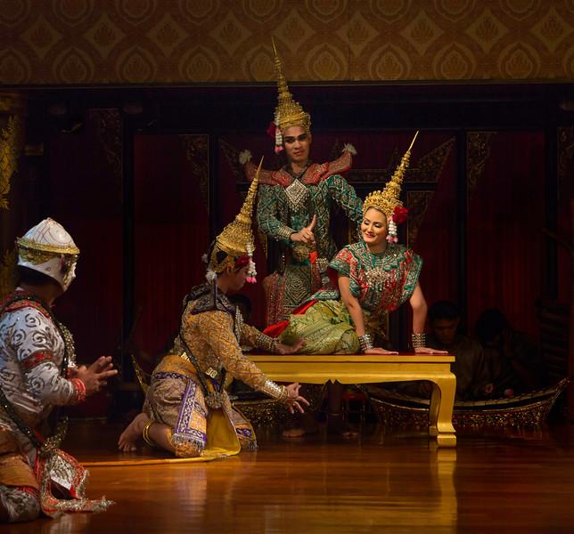 Thai Dancers 3.