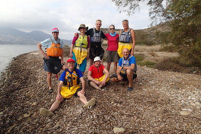 Oct 14-20, 2018 - Around Milos with Inverness CC