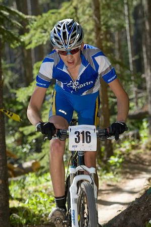 National Championship Mountain Bike - XC, start #1