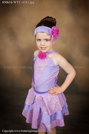 Kinder Tap ballet (Wed 4:15)