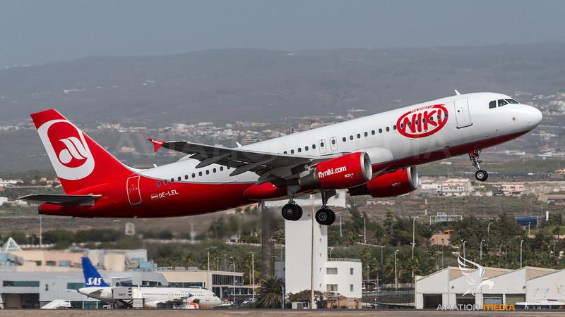 Niki / Airbus A320-214 / OE-LEL