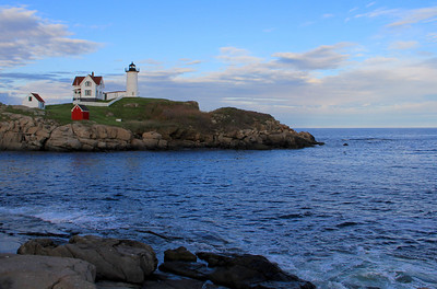 Nubble Light York
