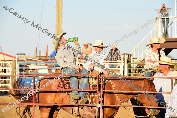 Shoshone Ranch Rodeo