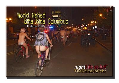 WNBR Columbus 2016