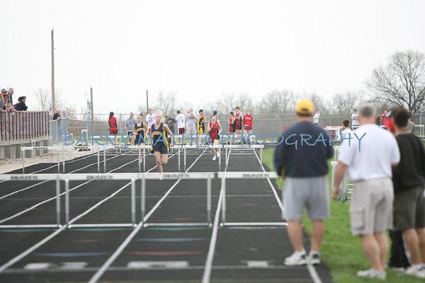 Lawson Track at Lawson 07