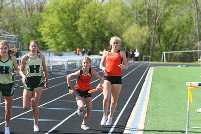 Track Northville \vs. Howell May 2021