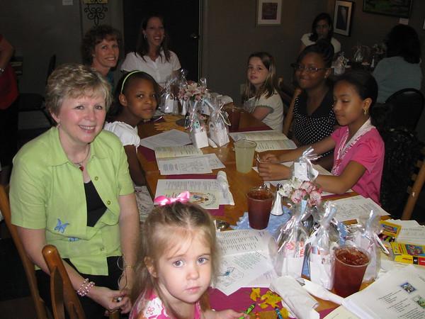 Ladies' Banquet 2008