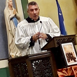 2019.10.19 Frech Mass (St. Andrew)