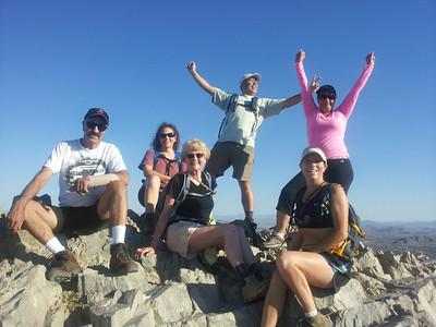 2013-05-20 Squaw Peak H3 Hike