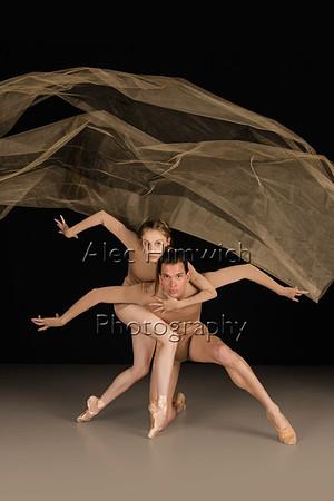 Ballet under Glass