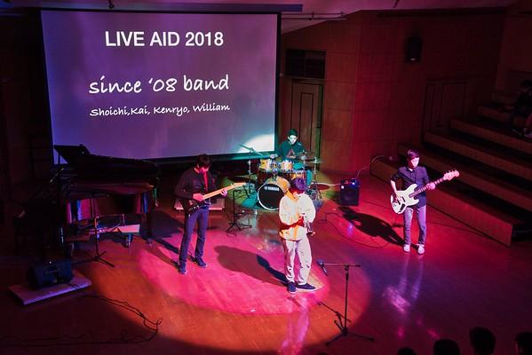 Live Aid 2018
