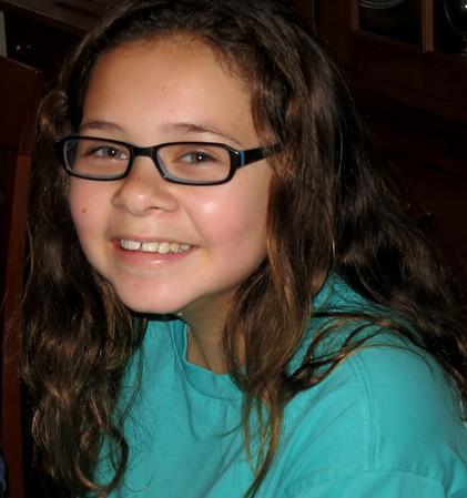 Anna's 11!
