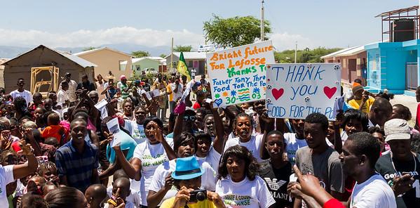 Haiti 2016 - WEDNESDAY, March 30 - La Fosse