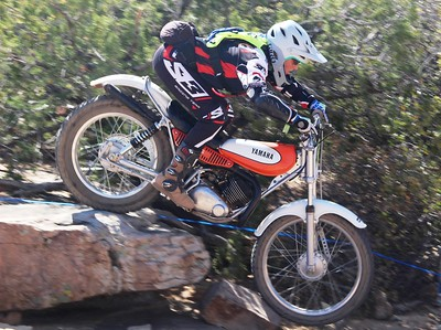 NMTA Trials Event and Camp at San Ysidro Trials Area  April 30-May 2,, 2021