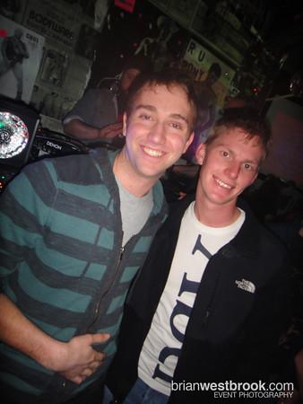 Shanon Thorson's Birthday Party @ Pony (27 Mar 2011)
