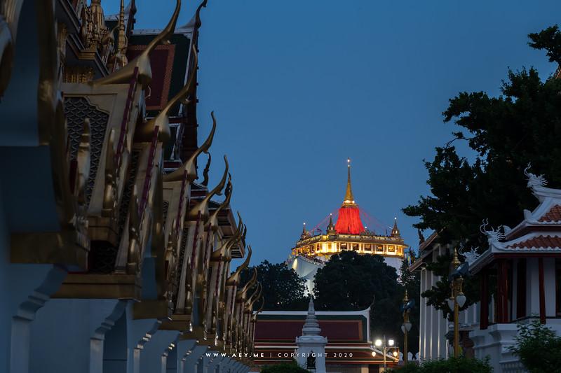 from Wat Ratchanatdaram