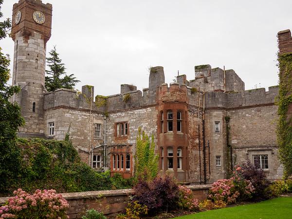 Ruthin Castle (2015)