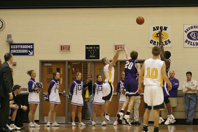 Avon v Brownsburg Boys Basketball