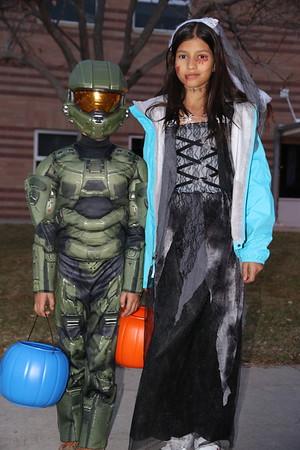 Halloween 2017 and Anju's 11th BD