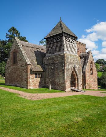 Brockhampton All Saints Church