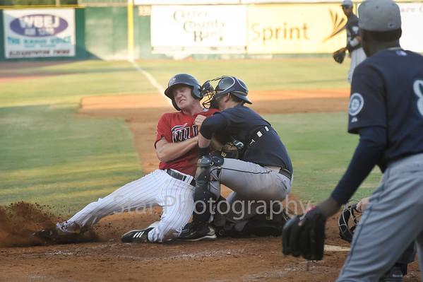 Twins vs Pulaski 6-29-2012