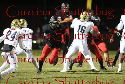 Hillcrest vs Spartanburg Round 2 of playoffs