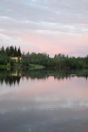 6/21/06 - Summer Solstice in Fairbanks, AK
