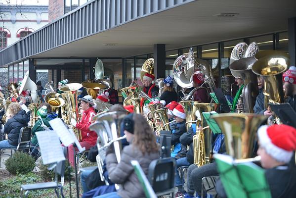 NMB Tuba Christmas 2016