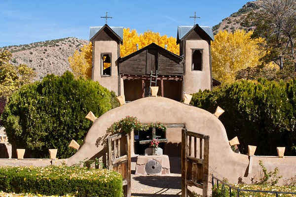 New Mexico: High Road to Taos