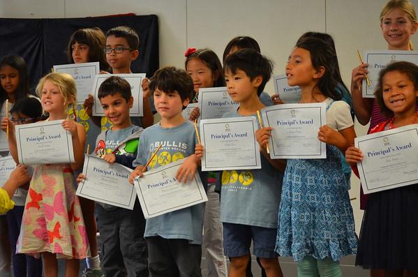 Principal's Award - Dante