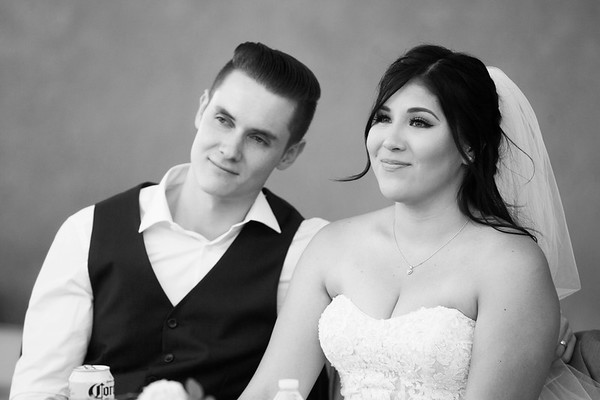 FERNANDA & TAD, MARRIED